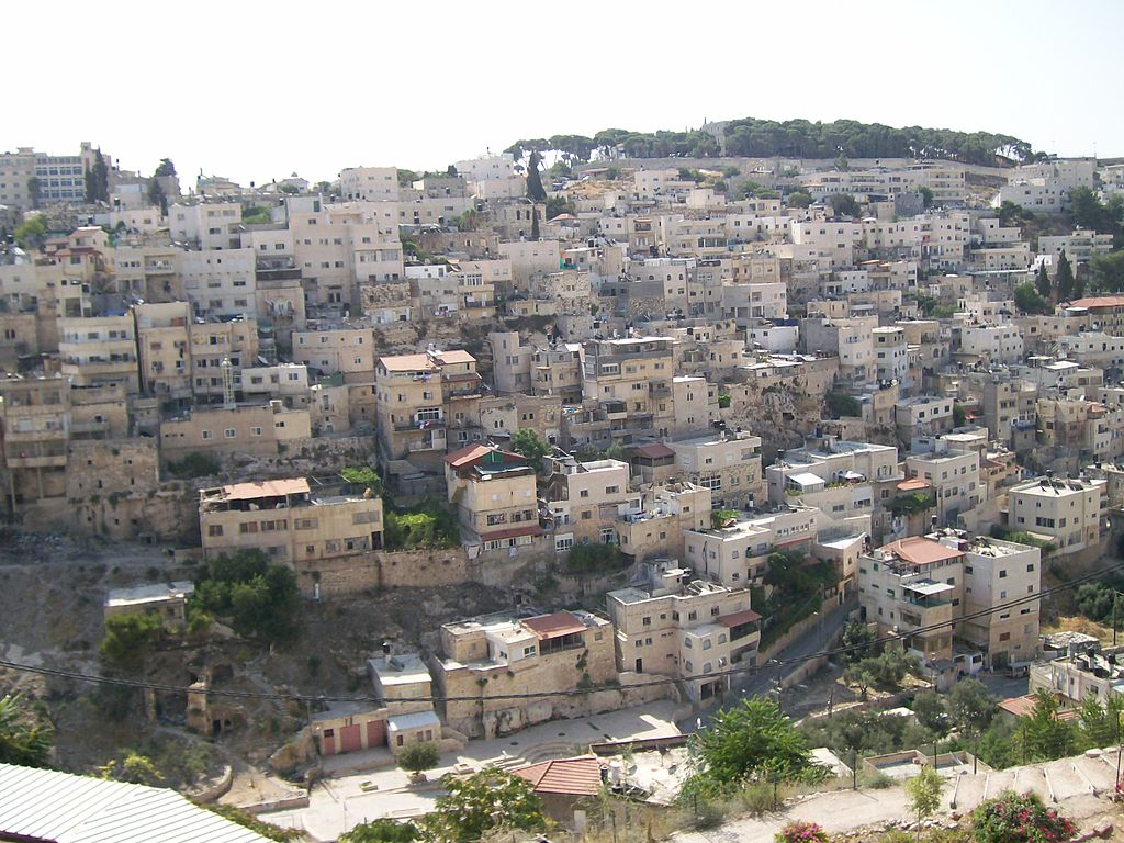 West Bank outposts