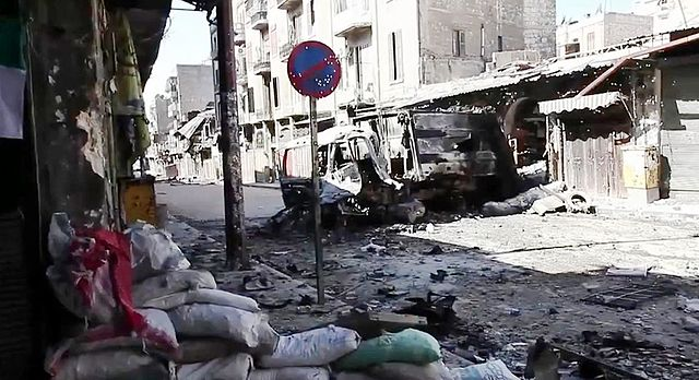 United Nations to set up war crimes panel for Syria investigations