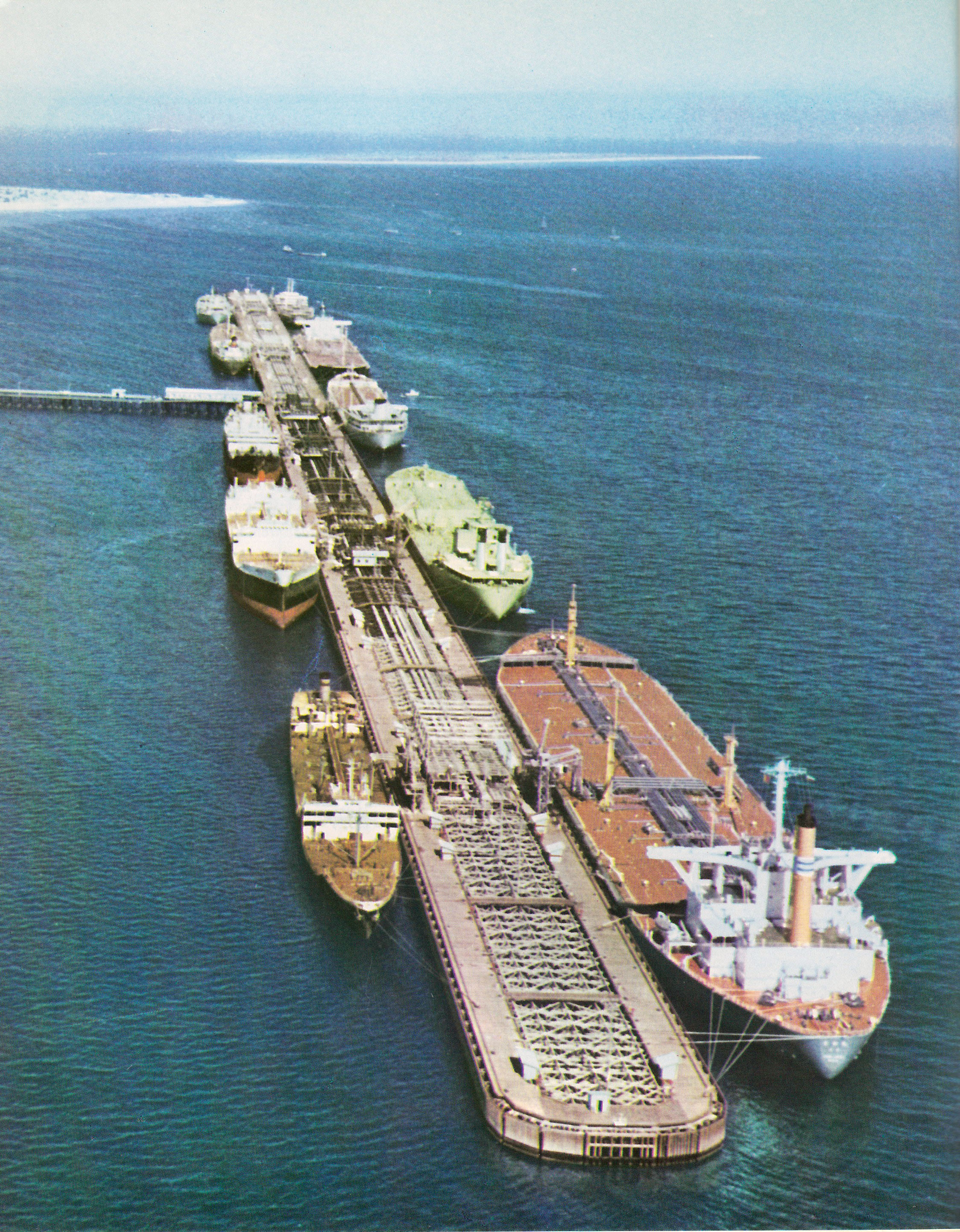 Oil Loading Terminal