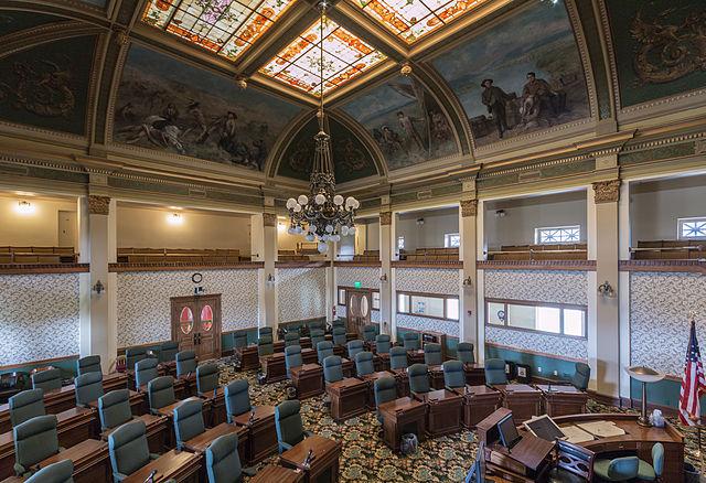 Montana Senate Chambers