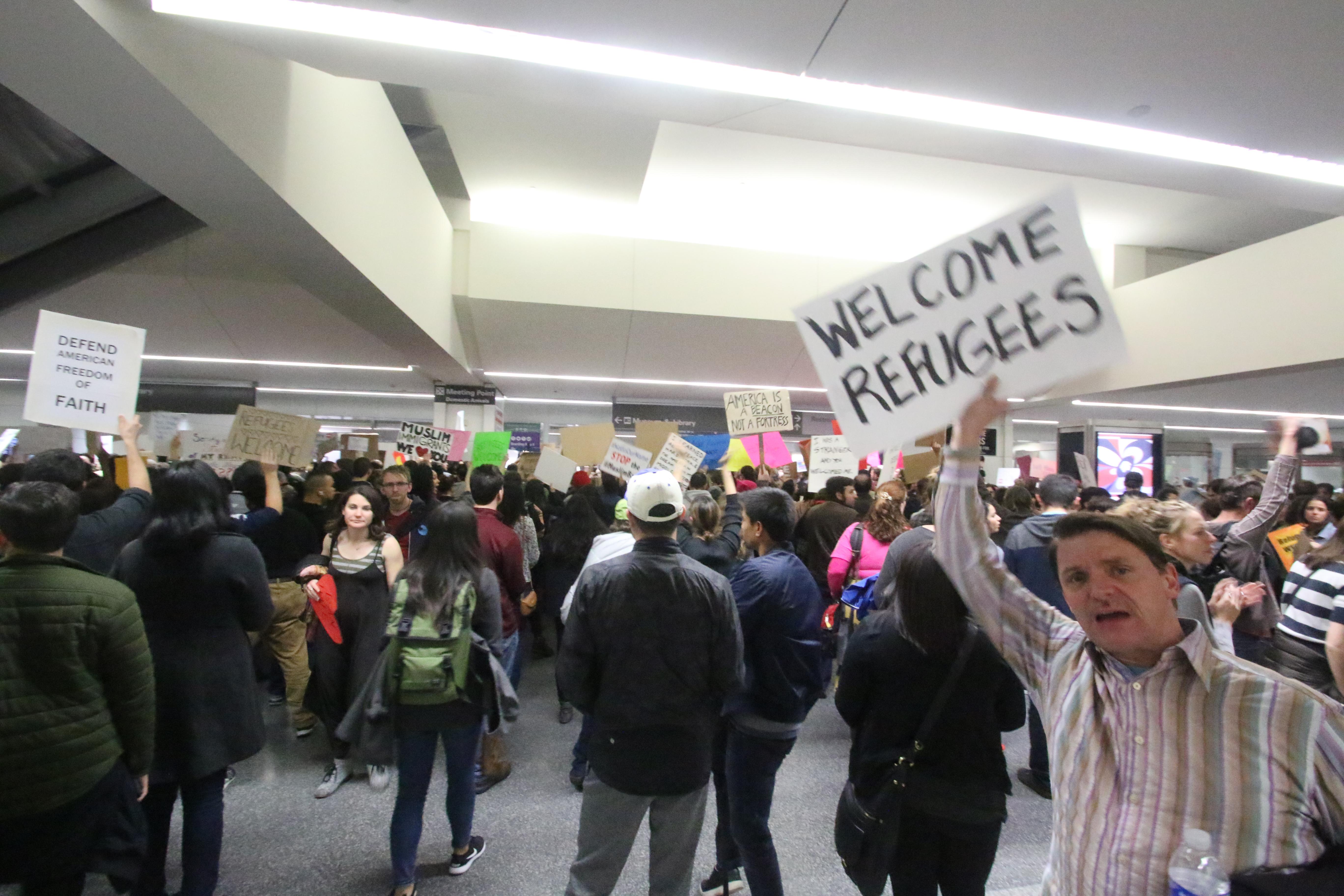 More Than 50 Tech Companies Take On Trump's New Travel Ban