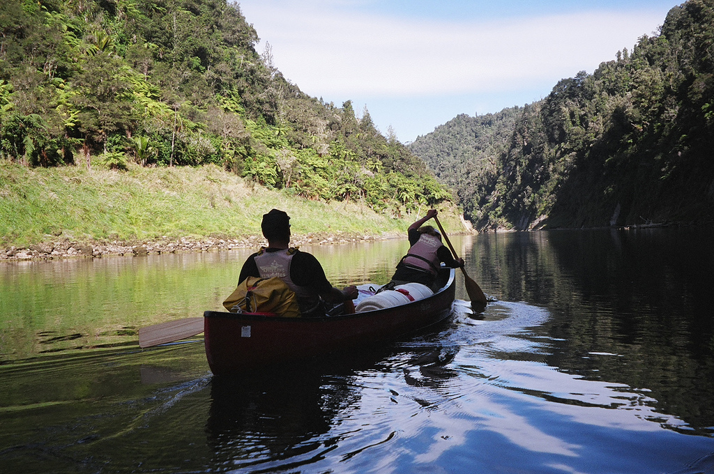 New Zealand parliament votes to give river same legal rights as person