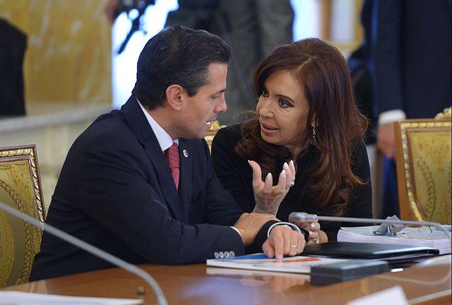 Cristina Fernandez de Kirchner,