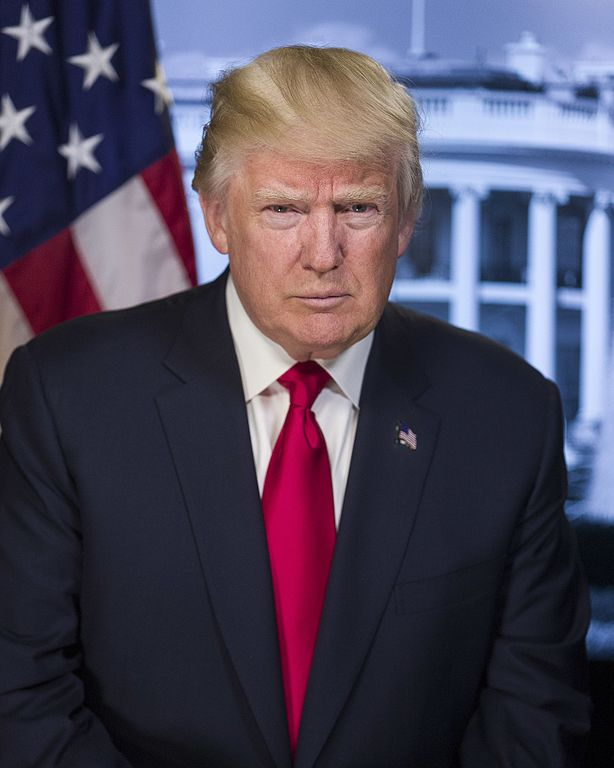 Donald Trump 2017