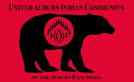 United Auburn Indian Community flag