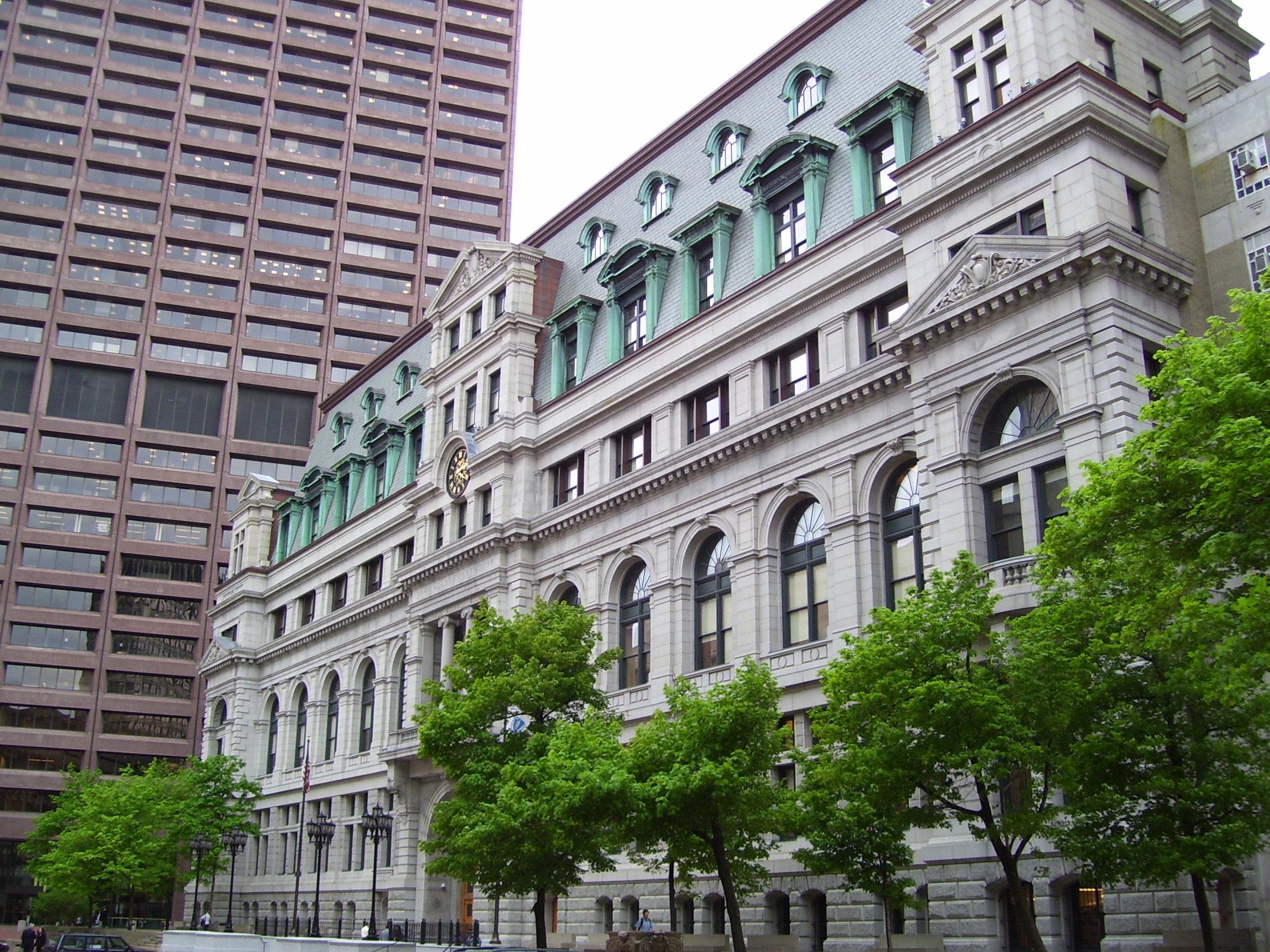 John Adams Courthouse SJC