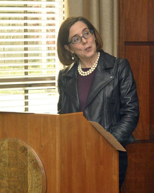 Governor Kate Brown