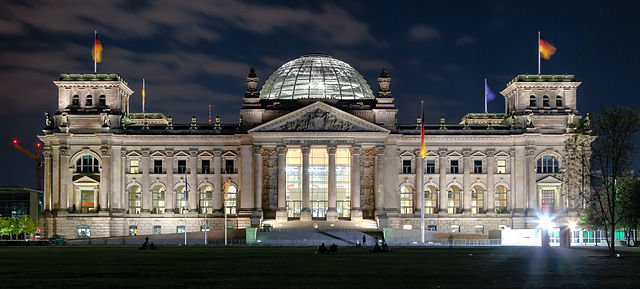 Reichstag - The German Parliament Building