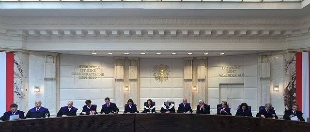 Austria Constitutional Court (in session)