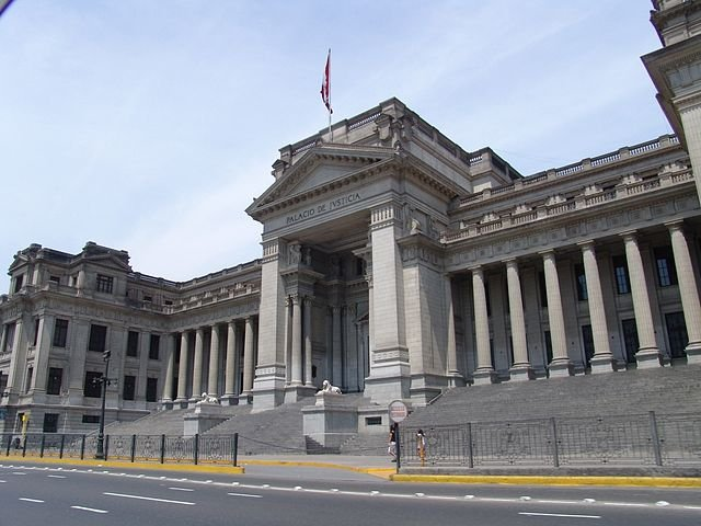 peru government building