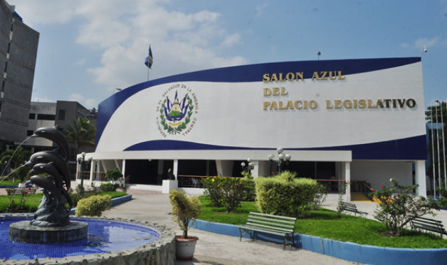 El Salvador Legislative Assembly