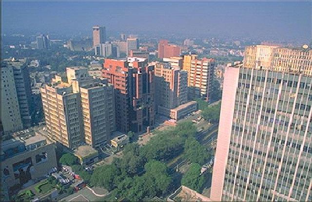 New Delhi, the capital of India