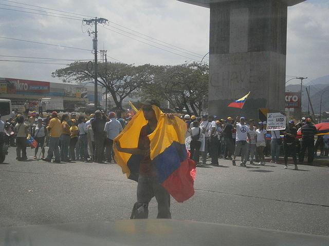 Venzuela Protest