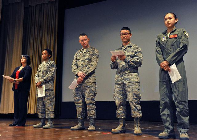trans military members