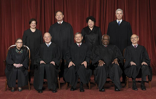 2017 roberts court