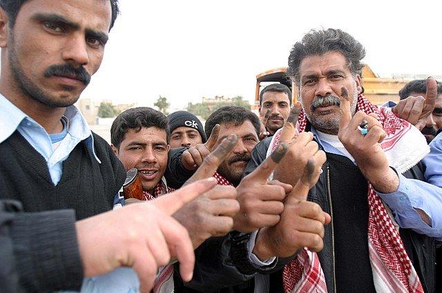 Iraq vote