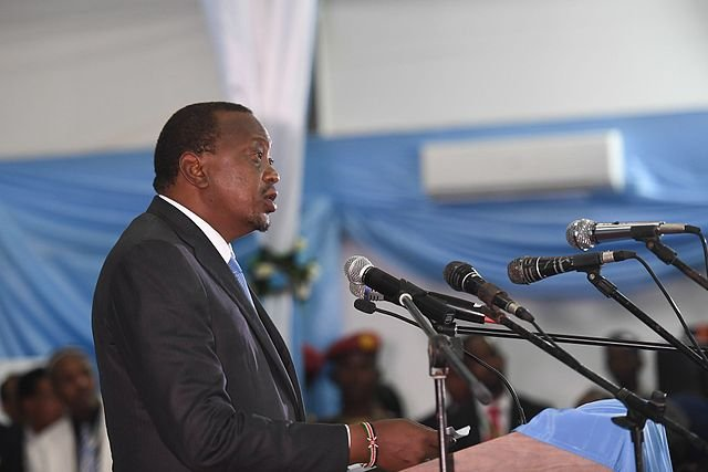 Kenyatta Inauguration