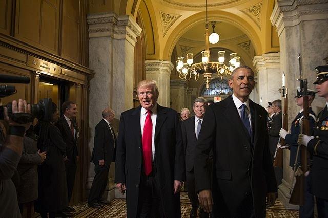 Obama v. Trump