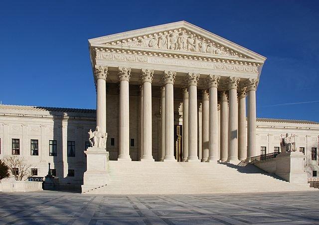 supreme court corrected