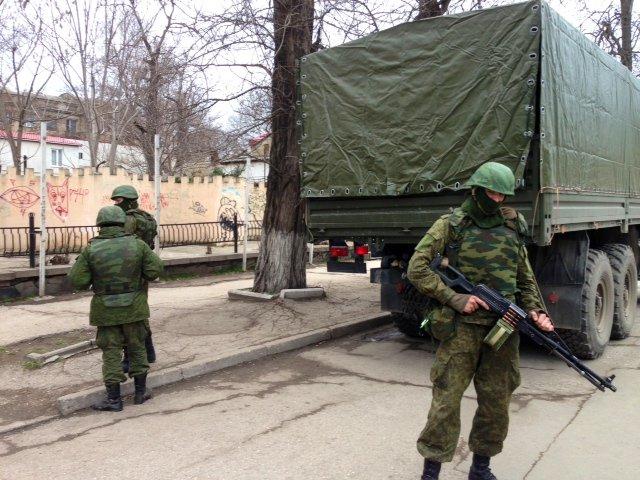 ukrainian border