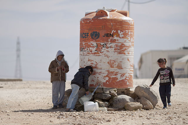 HRW accuses Jordan of 'summarily deporting' Syrian refugees