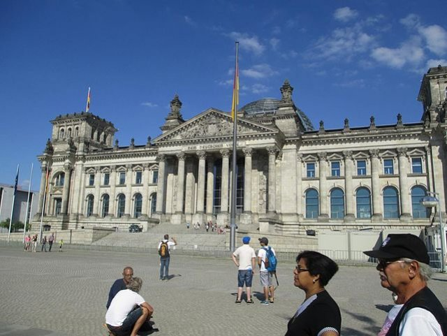 German Parliament Building