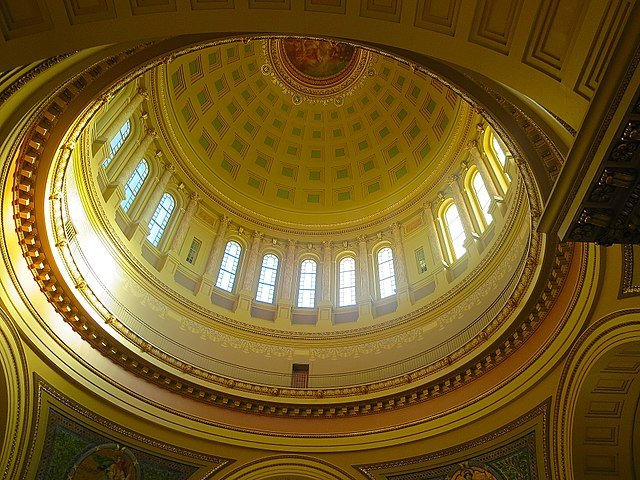 Wi-capitol-dome-inside