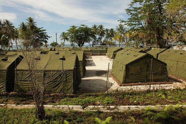 Manus Island regional processing facility, Papua New Guinea