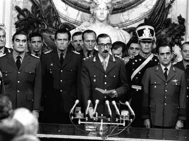 Argentine Junta 1976