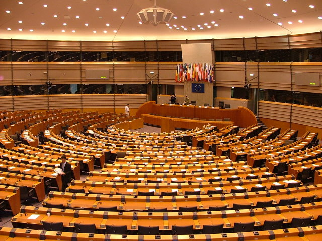 EU Parliament Brussels