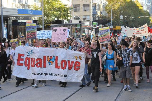 Equal Love Rally