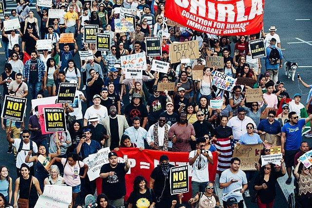 defend daca rally LA