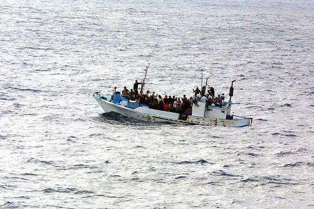 Refugee Vessel