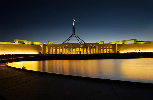 parliament_house_at_dusk