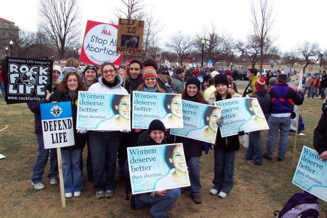 Pro-life campaign