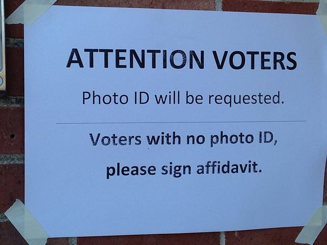 Federal Judge Dismisses Voter ID Lawsuit
