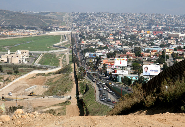 Trump to Punish California by Withholding Wall It Doesn't Want