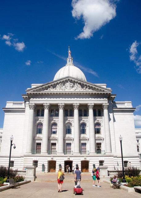 Wisonsin Capitol