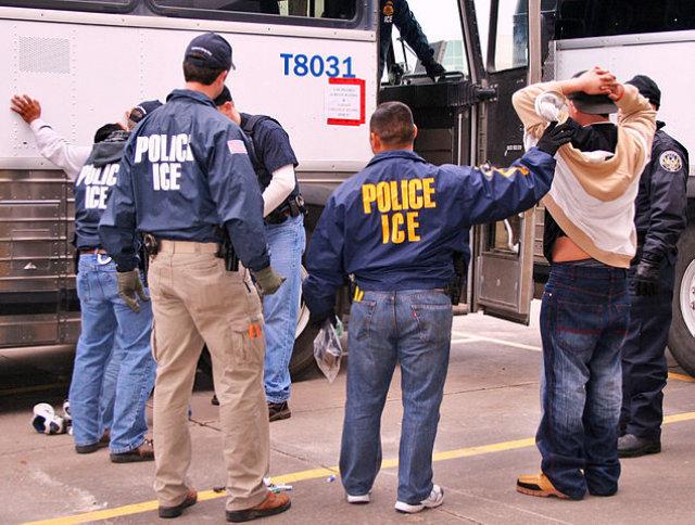 Hundreds Of Public Defenders Protest ICE Court Arrests