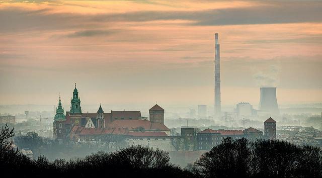 poland smog