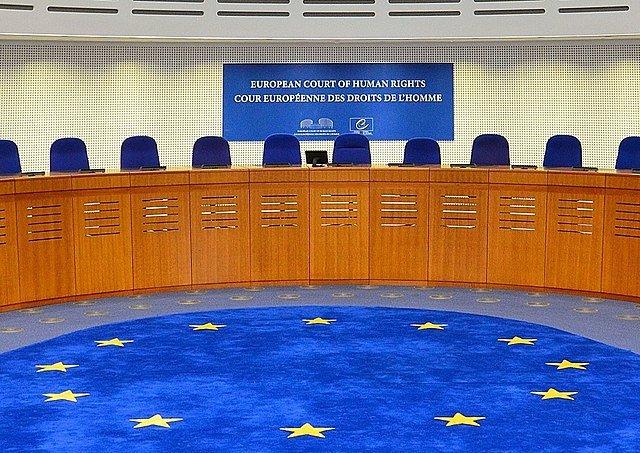 ECHR Courtroom