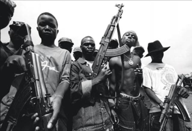 liberian rebels