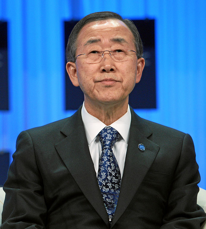 UN SG urges international community to protect human rights