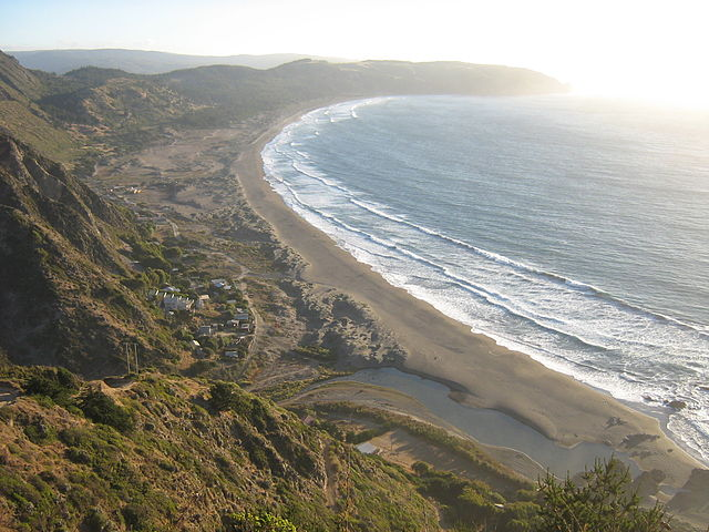 Bolivia president demands return of Chile coastline