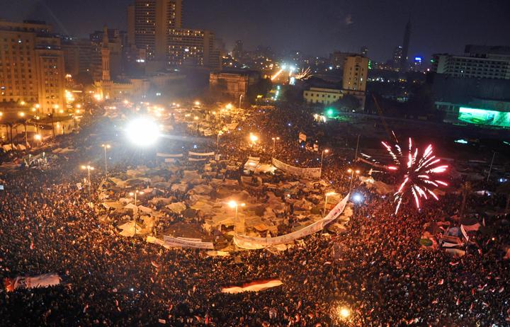 Egypt court upholds sentences of revolution activists