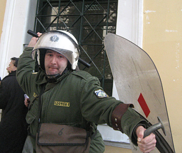 AI: impunity and abuse in Greek police enforcement