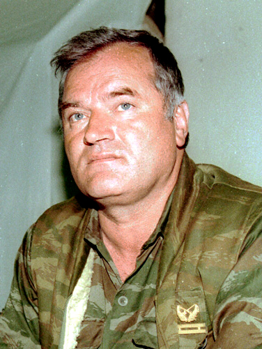 ICTY upholds genocide charges against Ratko Mladic for 1995 Srebrenica massacre