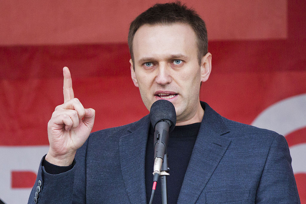 Russia court finds opposition leader guilty of slander