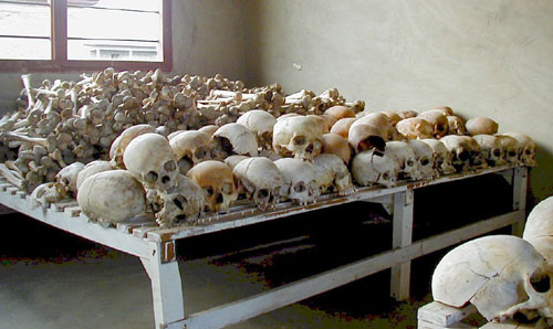 UN SG expresses regret for inaction during Rwanda genocide