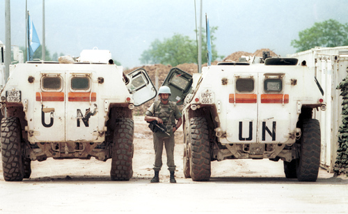 UN Security Council votes to create peacekeeping force in CAR